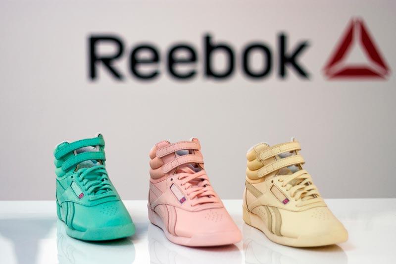 Reebok Colores Pastel