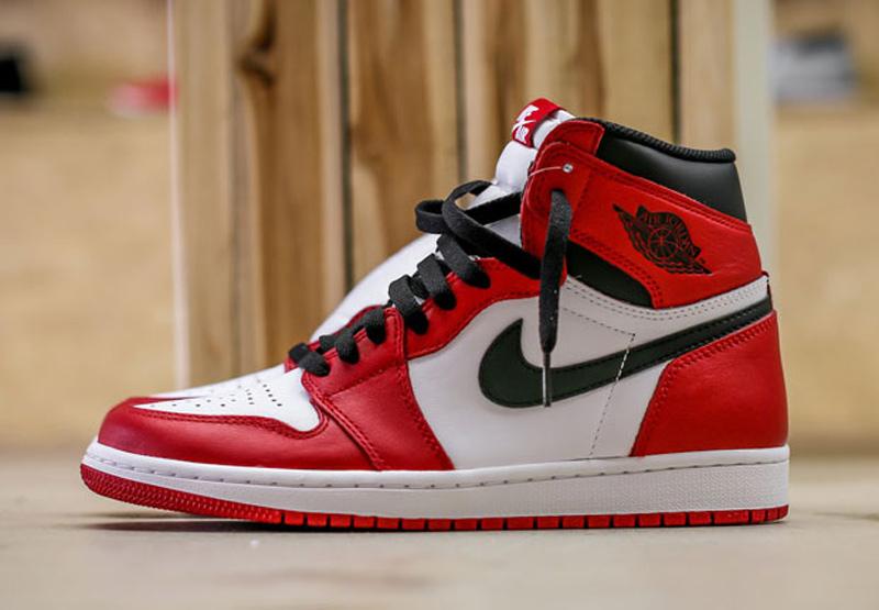 """4f8677b8d4015 Razones por las que nos gusta el Air Jordan 1 Retro High OG """"Chicago ..."""