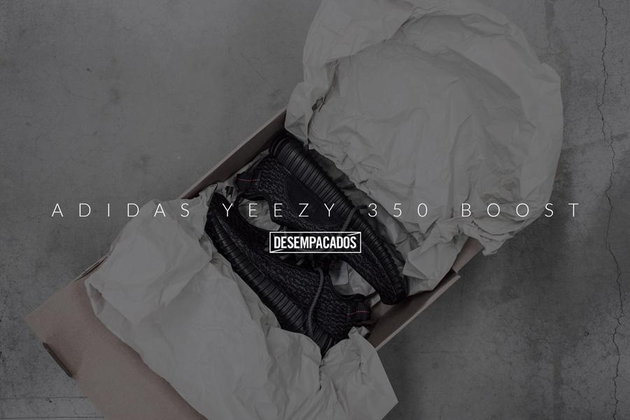 Desempacamos el adidas Yeezy Boost 350