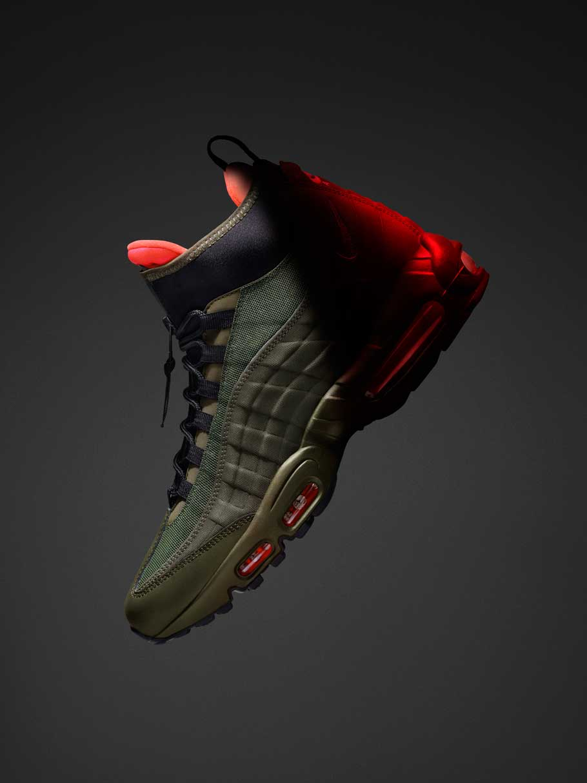 Nike Sneakerboots Invierno 2015 para hombres | Desempacados
