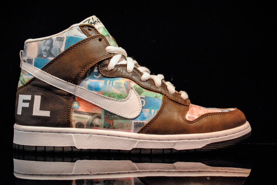 nike dunk high ebay