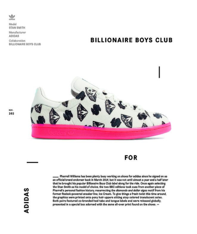 adidas originals stan smith billionaire boys club desempacados