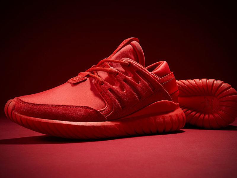 adidas rojos