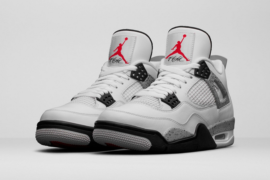 air-jordan-retro-4-white-cement-nike-air- 148bfa70c48