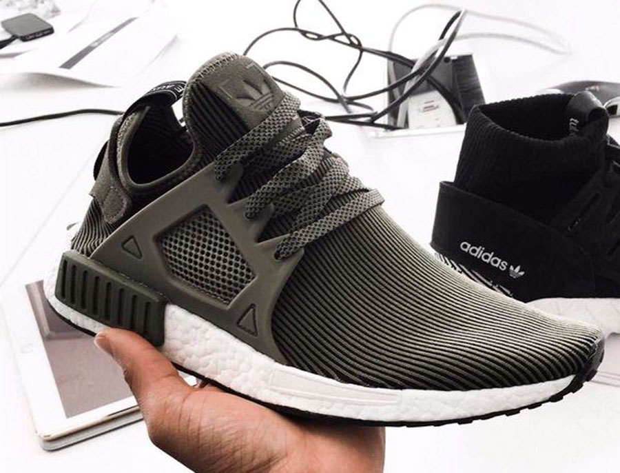 Adidas Nmd Xr1 Negras