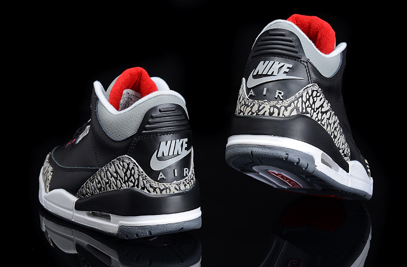 air jordan iii retrò og black cement
