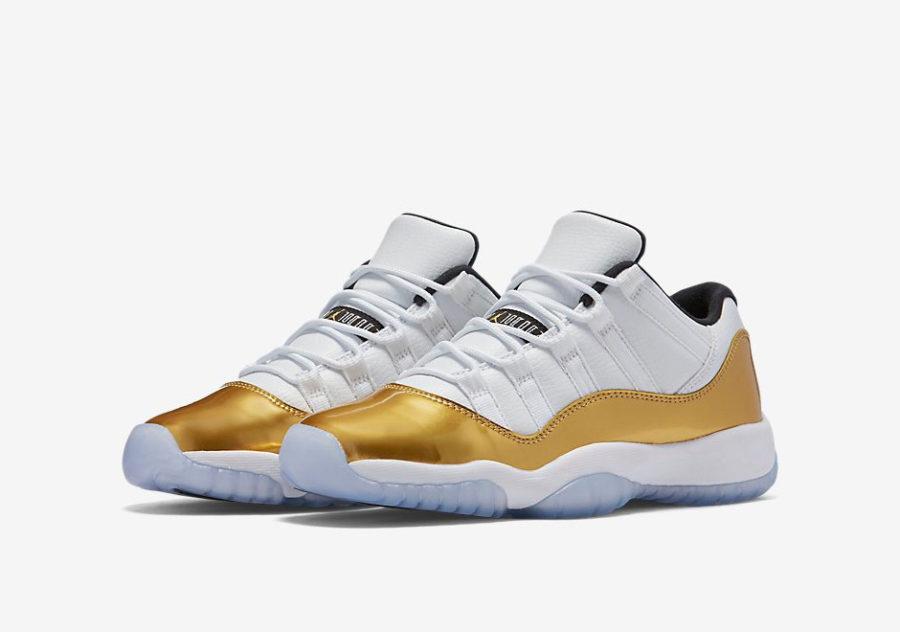 Air Jordan 11 oro