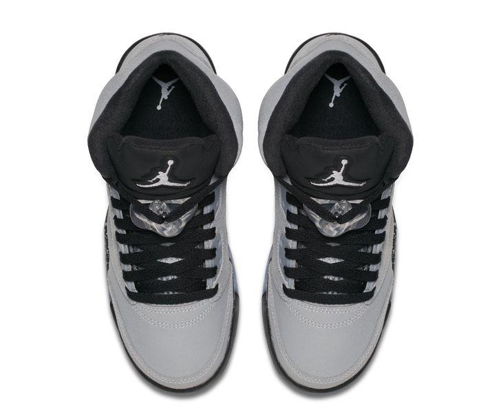 cheap for discount a7834 b0303 ... authentic air jordan 5 gs wolf grey black03 10fbc feb10