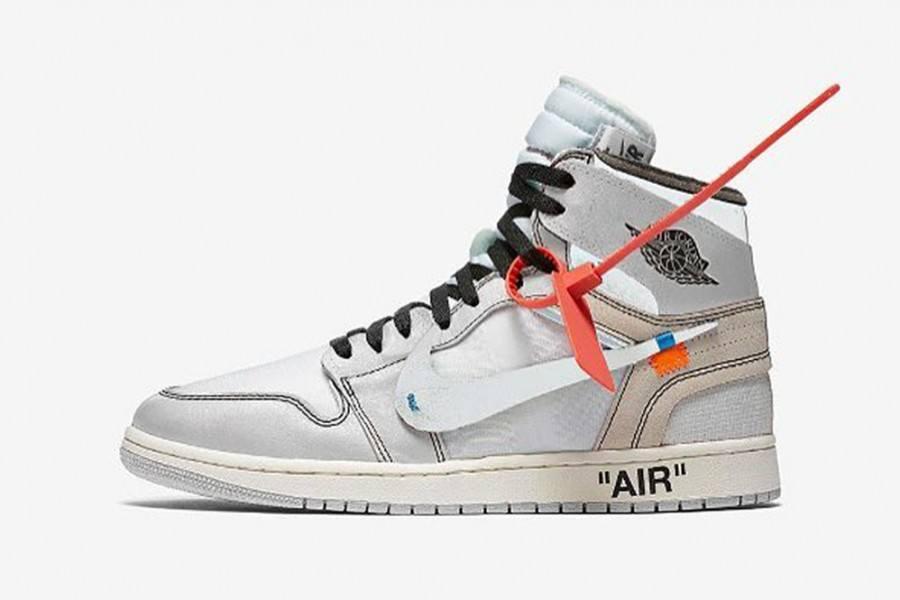 Inmunidad paz Color de malva  Otro Air Jordan 1 x Off White para 2018   Desempacados