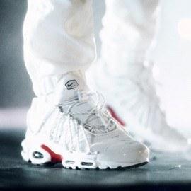 online store 8bb90 3236e Drake aparece usando un nuevo colorway del «Stage Use» Nike Air Max Plus