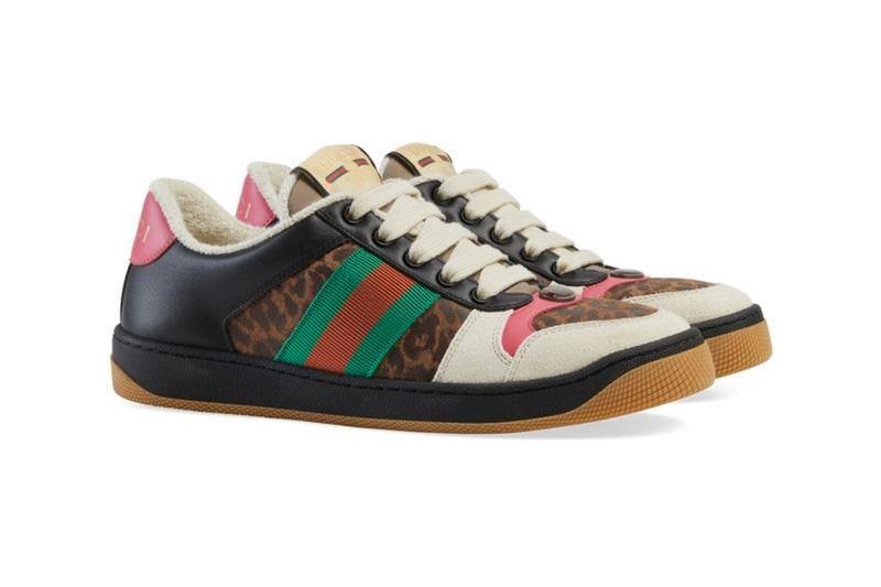 50ccfbd03d Ahora puedes personalizar los icónicos sneakers de GUCCI