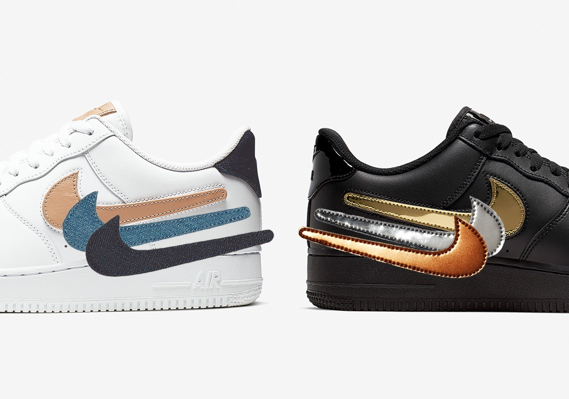 air force 1 intercambiable