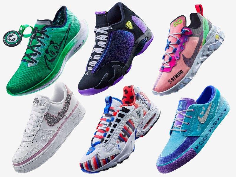Nike lanza una línea de zapatillas en homenaje a Toy Story