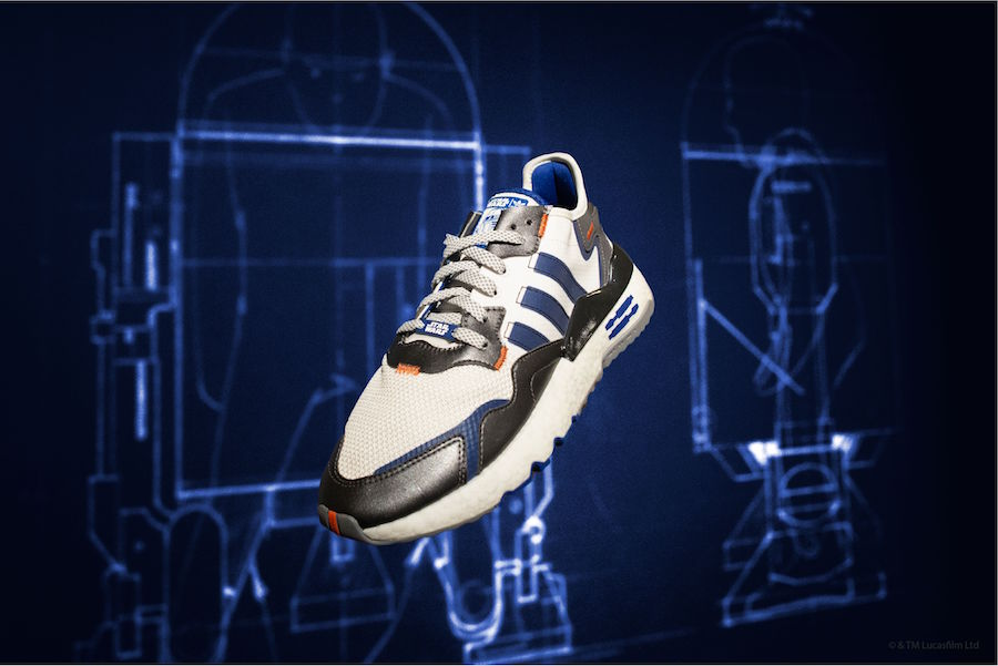 adidas Nite Jogger Star Wars Characters R2D2 Release Date