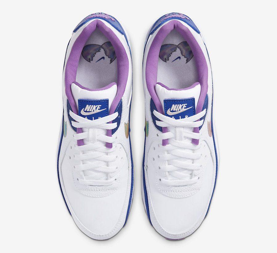mayoria Repelente intersección  Nike se prepara para la Pascua con este Air Max 90 | Desempacados