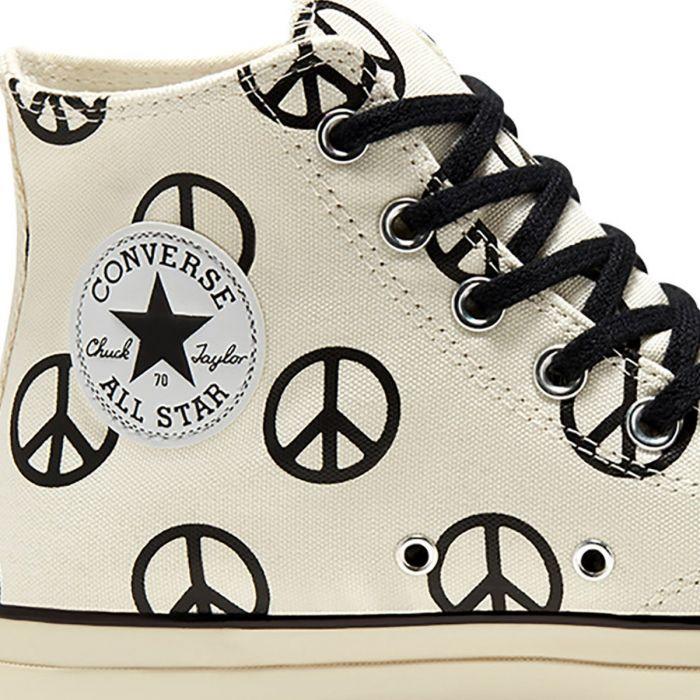 basura cliente Posible  Amor y Paz con la vibra de este Chuck 70 de Converse | Desempacados