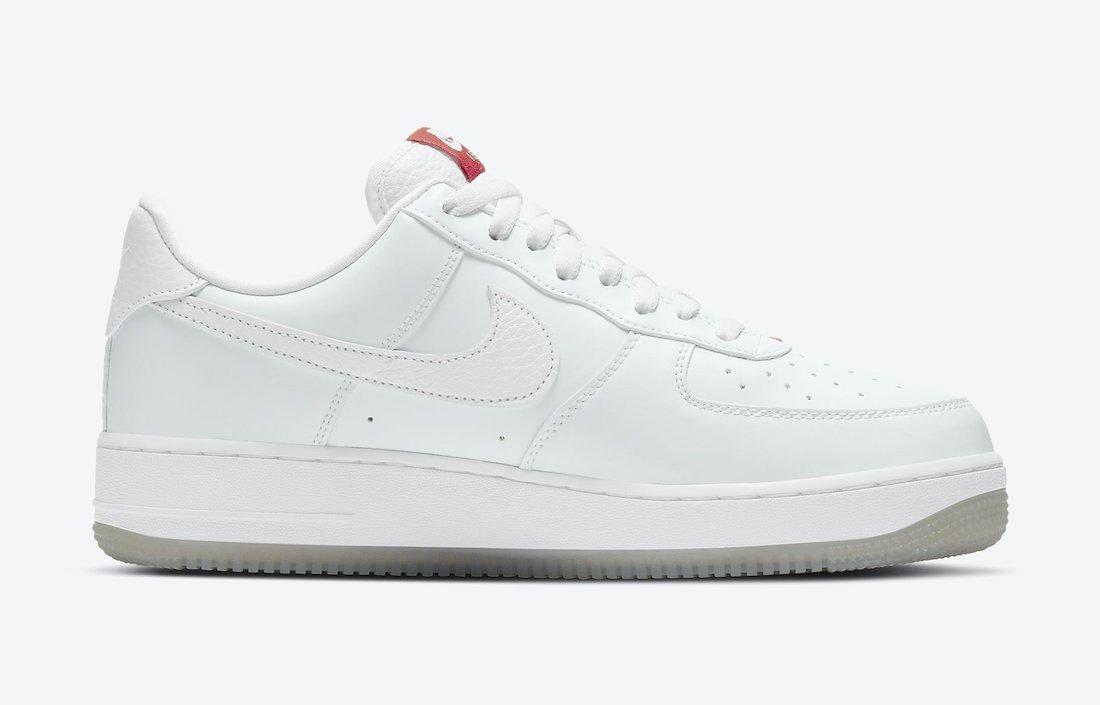 Final sangre tubería  Nike celebra la cultura japonesa con este Air Force 1 'I Believe' |  Desempacados