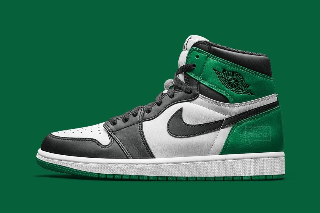 Air Jordan 1 High OG Lucky Green Release Date and Resale